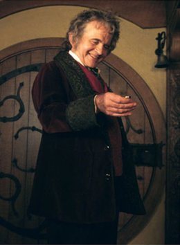 El Hobbit Bilbo Bolsón