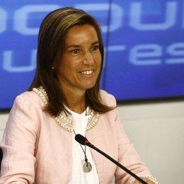 La vicesecretaria de Organización del PP, Ana Mato