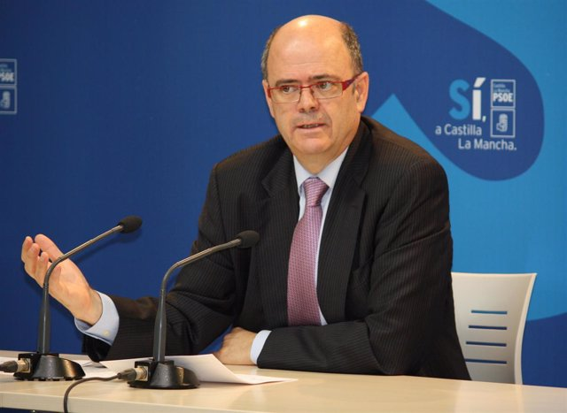 El diputado del PSOE, Alejandro Alonso