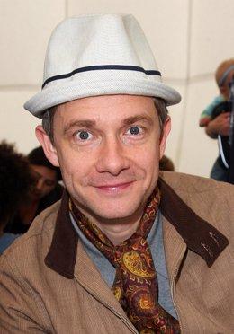 Martin Freeman el nuevo Hobbit de Peter Jackson
