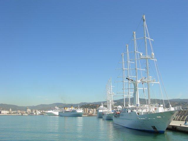 Cruceros Que Llegaron Hoy Al Puerto