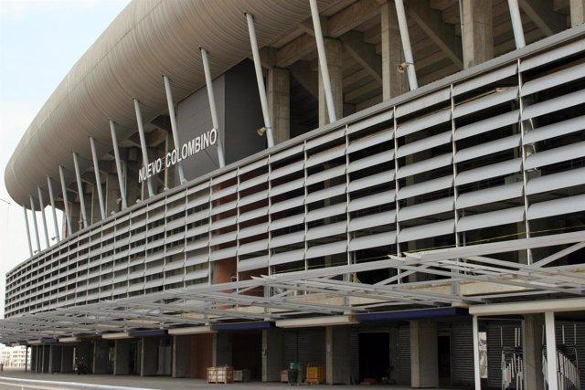 Estadio del Nuevo Colombino de Huelva