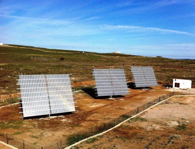 Isofotón Realiza La Primera Instalación De Concentración De Marruecos