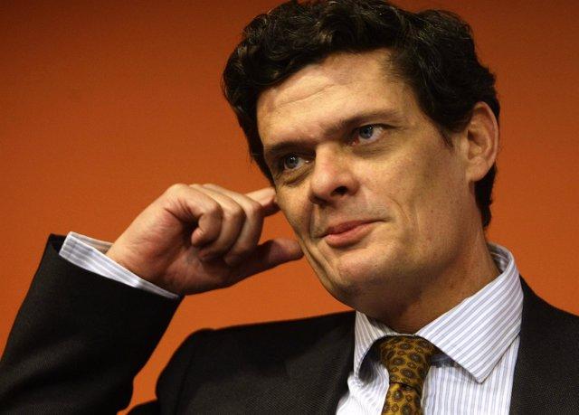 consejero delegado de Bankinter, Jaime Echegoyen