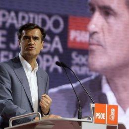 López Aguilar presenta el programa para las europeas