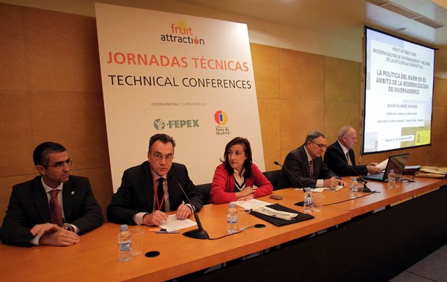 Nota De Prensa Participación Fruit Attraction 2010