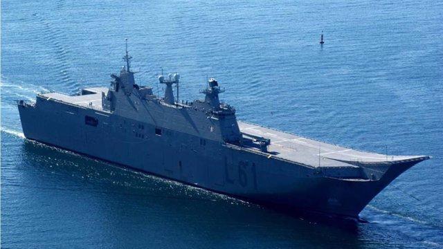 Buque de la Armada Juan Carlos I