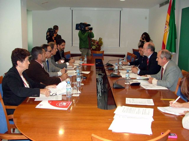 Imagen de la Comisión Provincial de Participación del Proteja