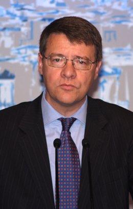 Jordi Sevilla, ex ministro de Administraciones Públicas