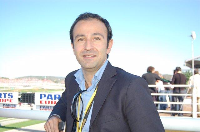 David Doménech, alcalde de Cheste