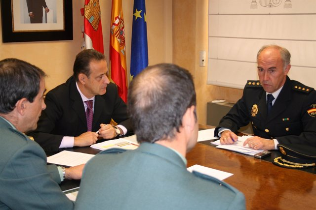 SUBDELEGACION DEL GOBIERNO/ Balance Criminalidad