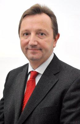 Manuel Recio, consejero de Empleo de la Junta de Andalucía