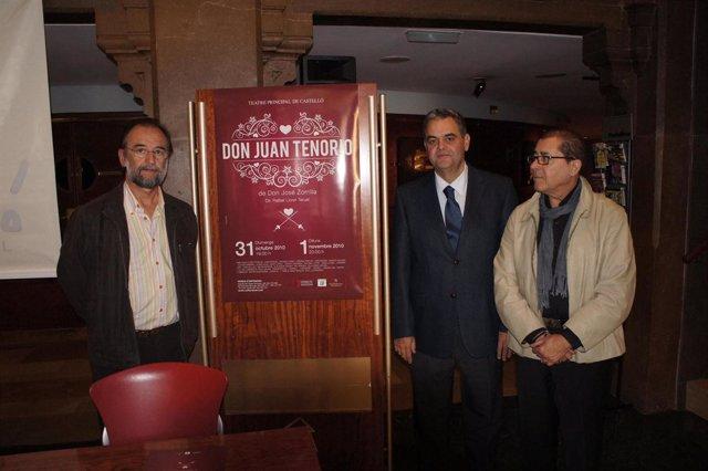 Presentación de 'Don Juan Tenorio'