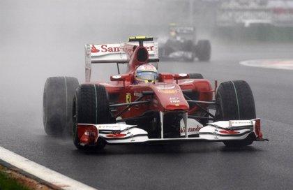 Fernando Alonso se impone en Yeongam y se coloca líder del Mundial