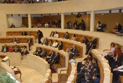 El Pleno aborda mañana las inversiones del Estado en Cantabria, el 'plan de choque' y la subida de impuestos