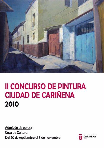 El Ayuntamiento de Cariñena otorgará más de 1.000 euros en premios en el segundo certamen de pintura