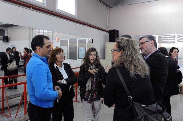 presentación Guía para sordos en Zaragoza