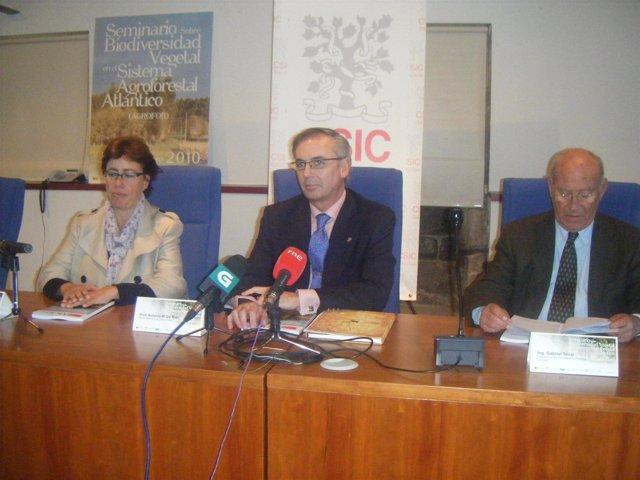"""Presentado El Seminario """"Biodiversidad Vegetal En El Sistema Agroforestal Atlánt"""
