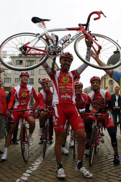 Ciclismo.- Mancebo se impone en la Cancun Cycling Challenge