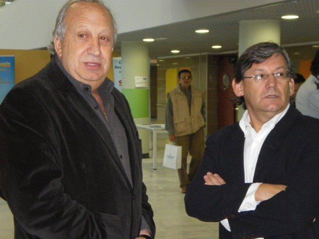 Jaume Cladera y Vicens Thomàs