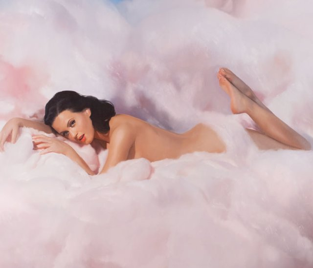 Katy Perry en 'Teenage Dream'