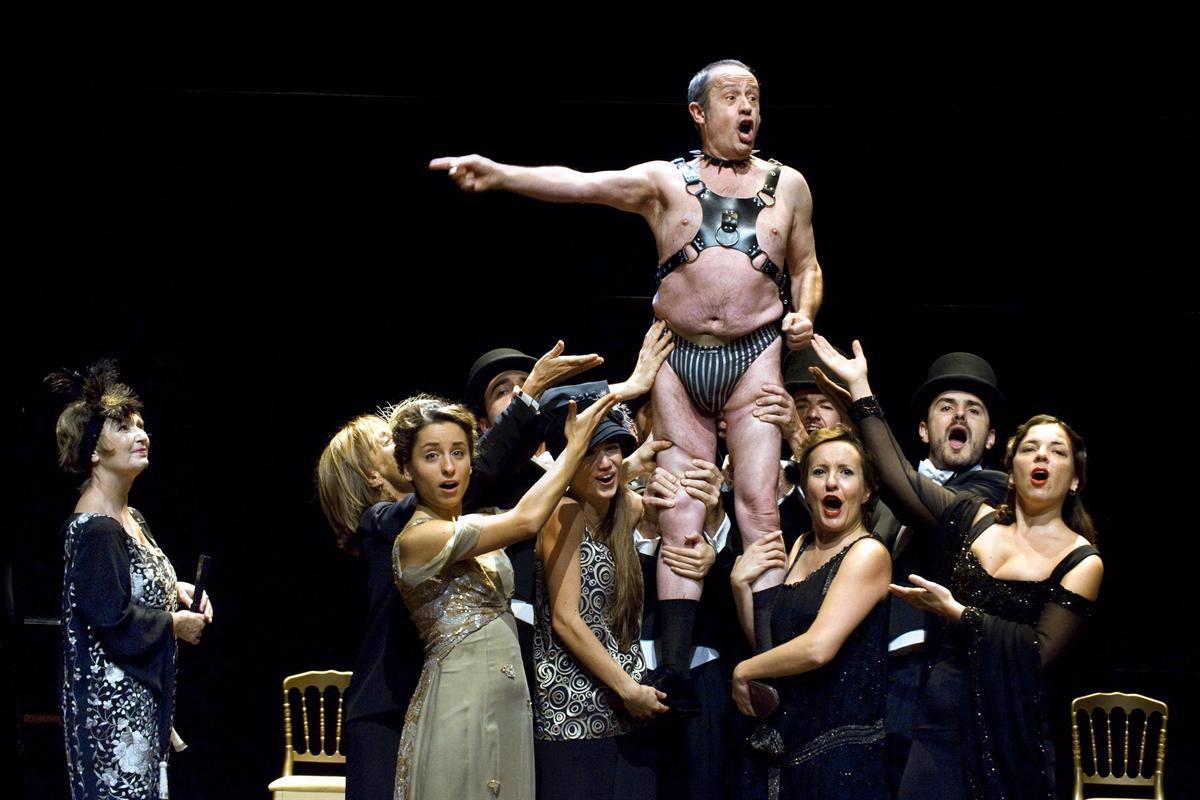El Teatre Lliure exhibe la 'Vida Privada' de Sagarra en el 40 aniversario  de su muerte