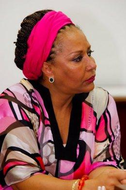 La ex senadora del Partido Liberal Piedad Córdoba.