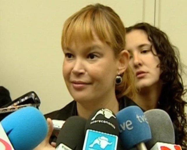 La ministra de Sanidad, Política Social e Igualdad, Leire Pajín