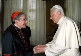 Encuentro Entre Benedicto XVI Y Sistach