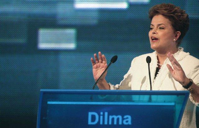 Dilma Rousseff, candidata para elecciones en Brasil