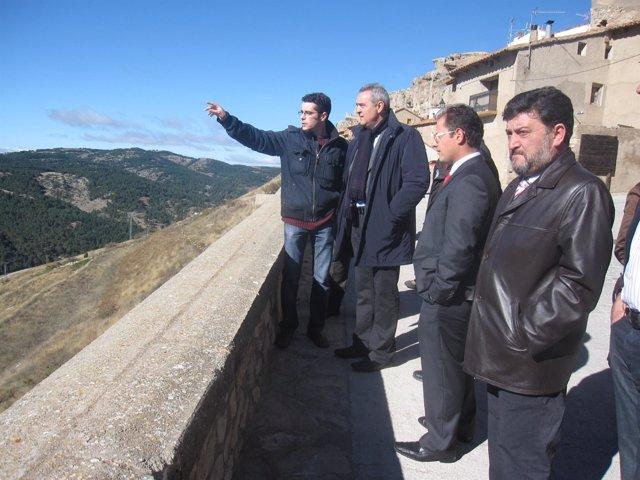 Alfredo Boné en Gúdar (Teruel)