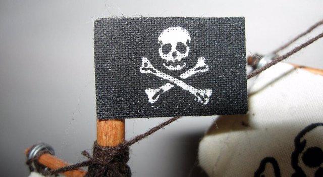 bandera pirata de kainr Flickr CC