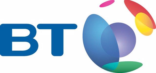 Logotipo  de BT