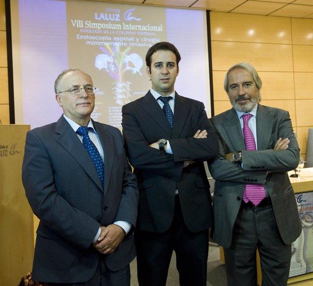 VIII Simposium Internacional de Patología de la Columna Vertebral