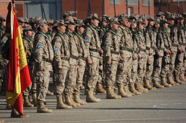Militares partirán desde Zaragoza a Afganistán