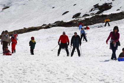 Innova.- Los esquiadores de Aramón podrán consultar su evolución en la nieve y mostrar sus logros en las redes sociales