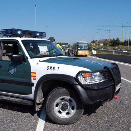 Las carreteras asturianas registraron 31 accidentes con un herido grave y 8 leves