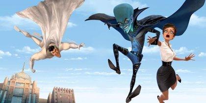 'Megamind', el malo de DreamWorks, ya manda