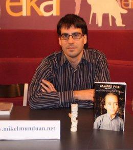 Mikel Essery Concurso Relatos Nota De Prensa
