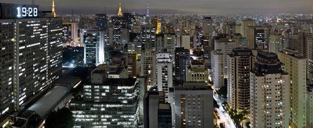 Nocturno Sao Paulo 1 (2010) de José Manuel Ballester