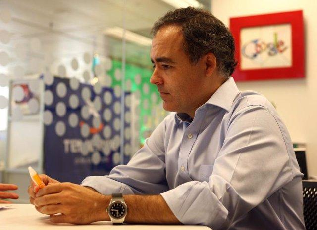 Javier Rodríguez Zapatero, director general de Google España