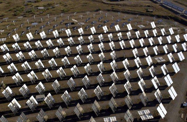 Plataforma solar
