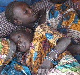 El cólera en Chad