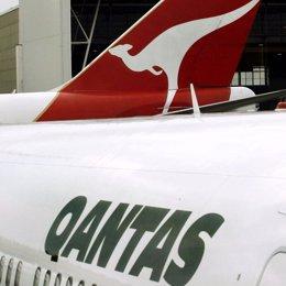 Qantas, aerolínea de Australia