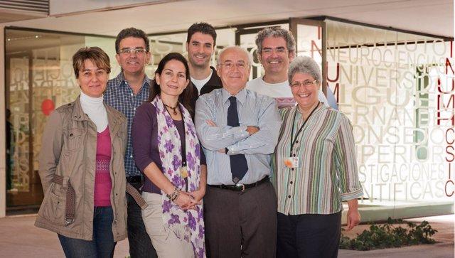 Investigadores del Instituto de Neurociencias