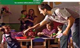 Folleto de la Consejería de Educación para animar a los padres a votar en los Co