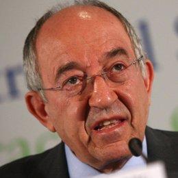 gobernador del Banco de España, Miguel Ángel Fernández Ordóñez