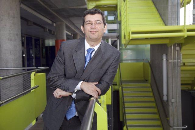 Director general de Zeroemissions, Emilio Rodríguez Izquierdo