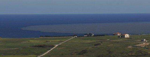 Imagen del litoral de Suances.