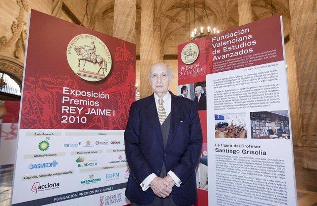 Exposición sobre lso Premios Rey Jaime I